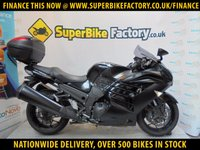 USED 2014 63 KAWASAKI ZZR1400 FEF ABS  GOOD & BAD CREDIT ACCEPTED, OVER 500+ BIKES