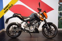 USED 2011 11 KTM 125 DUKE 125cc DUKE***SOLD***