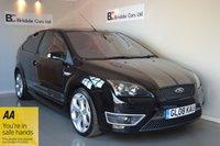 2008 FORD FOCUS 2.5 ST 500 3d 225 BHP £6895.00