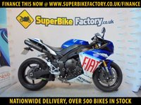 USED 2010 10 YAMAHA YZF 998CC YZF R1  GOOD & BAD CREDIT ACCEPTED, OVER 500+ BIKES