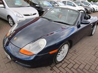 USED 2000 PORSCHE BOXSTER 3.2 S 2d 248 BHP FULL SERVICE HISTORY