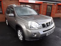 USED 2008 08 NISSAN X-TRAIL 2.0 DCI ARCTIX EXPEDITION 5d  FNSH - 9 STAMP - NAV - SUNROOF