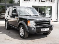 USED 2006 06 LAND ROVER DISCOVERY 2.7 3 TDV6 S 5d 188 BHP