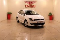 USED 2014 14 VOLKSWAGEN POLO 1.4 MATCH EDITION DSG 3d 83 BHP + 2 PREV OWNERS + EXCELLENT CONDITION