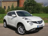 USED 2014 14 NISSAN JUKE 1.5 ACENTA PREMIUM DCI 5d 110 BHP A1 CONDITION! INSIDE AND OUT!