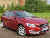 2014 VOLVO V60 1.6 D2 BUSINESS EDITION 5d AUTO 113 BHP £8990.00