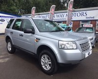 USED 2008 57 LAND ROVER FREELANDER 2.2 TD4 S 5d 159 BHP 0%FINANCE AVAILABLE PLEASE CALL 01204 317705