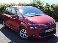 USED 2014 14 CITROEN C4 PICASSO 1.6 HDI VTR PLUS 5d 91 BHP 12 MONTHS FREE AA MEMBERSHIP