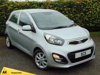USED 2011 61 KIA PICANTO 1.0 2 5d  * 128 POINT AA INSPECTED *
