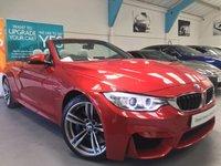 USED 2014 64 BMW 4 SERIES 3.0 M4 2d AUTO 426 BHP