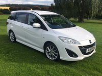 USED 2011 11 MAZDA MAZDA 5 1.6 SPORT D 115PS 5d 113 BHP **LOW MILEAGE***7 SEATER ***