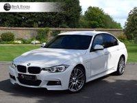 USED 2016 66 BMW 3 SERIES 2.0 330E M SPORT 4d AUTO 181 BHP