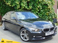 USED 2012 62 BMW 3 SERIES 2.0 320D SPORT 4d  * 128 POINT AA INSPECTED *