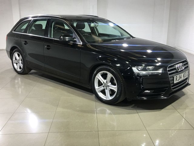View our 2014 14 AUDI A4 2.0 AVANT TDI SE 5d 134 BHP