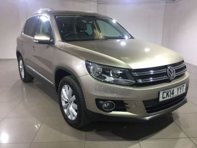 View our 2014 14 VOLKSWAGEN TIGUAN 2.0 MATCH TDI BLUEMOTION TECH 4MOTION DSG 5d AUTO 139 BHP