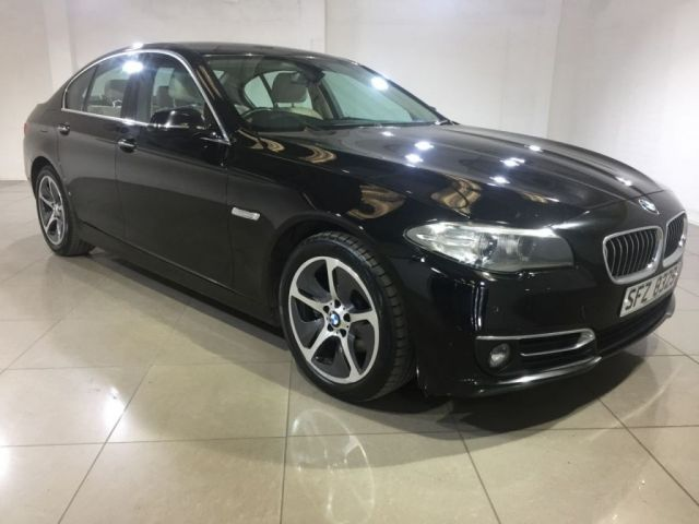 View our 2014 BMW 5 SERIES 2.0 520D LUXURY 4d 181 BHP