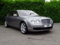 2005 BENTLEY CONTINENTAL FLYING SPUR 6.0 FLYING SPUR 4 SEATS 4d AUTO 550 BHP £36950.00