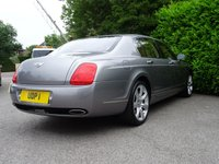 USED 2005 55 BENTLEY CONTINENTAL FLYING SPUR 6.0 FLYING SPUR 4 SEATS 4d AUTO 550 BHP