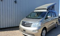 USED 2003 03 TOYOTA ALPHARD TOYOTA ALPHARD REAR CONVERSION WITH LOW MILEAGE IS SOLD WITH OUR 3 YEAR NATIONWIDE WARRANTY ON BOTH THE VEHICLE AND CONVERSION 3 YEAR NATIONWIDE WARRANTY