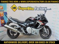 USED 2008 08 SUZUKI GSX650  GOOD & BAD CREDIT ACCEPTED, OVER 500+ BIKES IN STOCK