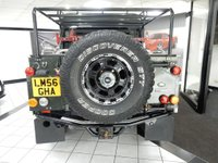 USED 2007 56 LAND ROVER DEFENDER 110 2.5 TD5 XS AUTO PICK UP AUTO BOX WINCH HTD LTHR RARE!!