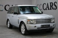 USED 2004 04 LAND ROVER RANGE ROVER 4.4 V8 VOGUE 5d AUTO 282 BHP LPG CONVERTED FSH SAT NAV