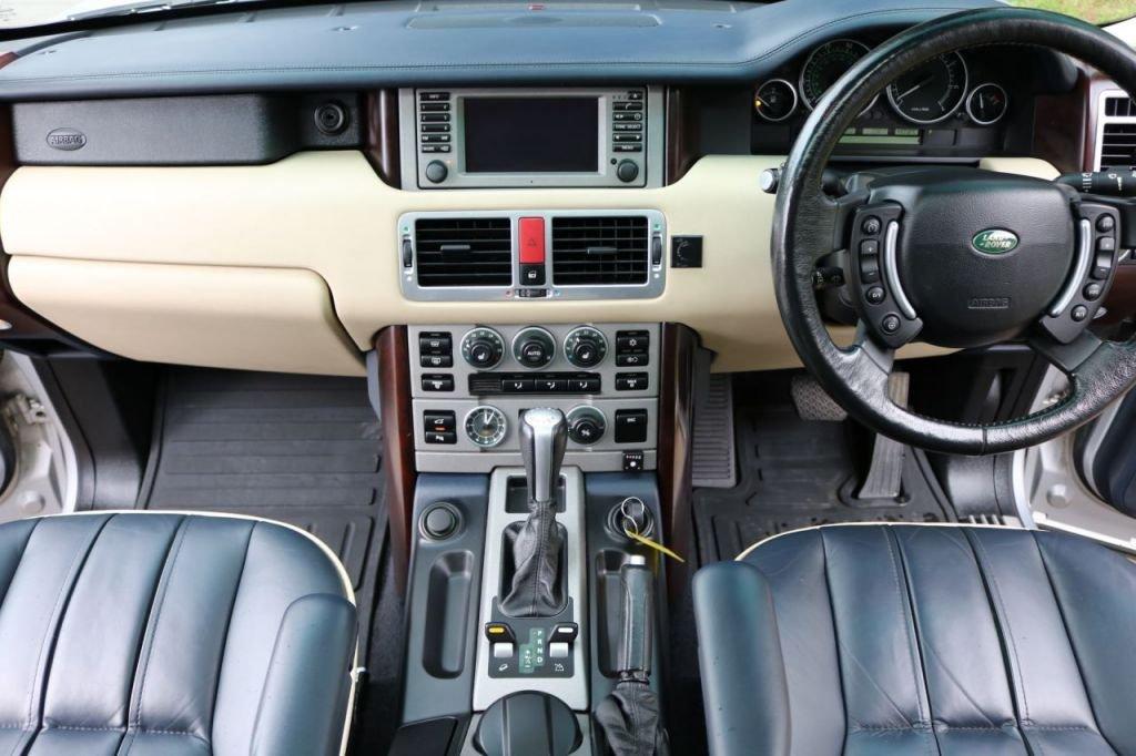 2004 Land Rover Range Rover V8 Vogue £6,995