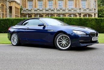 2011 BMW 6 SERIES 3.0 640D SE 2d AUTO 309 BHP £19490.00