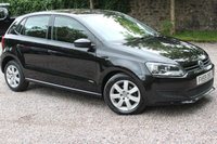USED 2009 59 VOLKSWAGEN POLO 1.6 SE TDI 5d 75 BHP