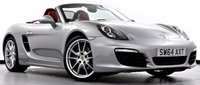 USED 2014 64 PORSCHE BOXSTER 2.7 981 Convertible PDK 2dr Over £11k Factory Extra's!