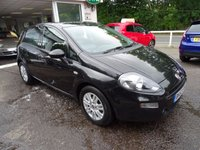 USED 2013 63 FIAT PUNTO 0.9 TWINAIR EASY 5d 85 BHP Very Low Mileage, Fiat Service History, NEW MOT (to be completed), One Previous Owner, Excellent on fuel! FREE Road Tax!