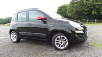 USED 2013 63 FIAT PANDA 1.2 LOUNGE 5d 69 BHP ECONOMICAL MOTORING,ALLOYS, LOW MILEAGE,AIR-CON,STUNNING EXAMPLE