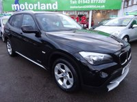 USED 2011 11 BMW X1 2.0 XDRIVE18D SE 5d 141 BHP 5 DOOR DIESEL ESTATE
