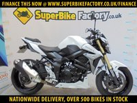 USED 2016 65 SUZUKI GSR750 AL5 ABS  GOOD & BAD CREDIT ACCEPTED, OVER 500+ BIKES