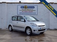 USED 2008 08 DAIHATSU SIRION 1.3 SE 5d 85 BHP 7 Service Stamps + HPI Clear 0% Deposit Finance Available