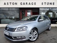 2014 VOLKSWAGEN PASSAT 2.0 EXECUTIVE STYLE TDI BMT DSG AUTO ESTATE ** LEATHER * NAV ** £10890.00