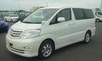 USED 2005 TOYOTA ALPHARD TOYOTA ALPHARD IMACULATE LOW MILEAGE AND SOLD WITH OUR 3 YEAR NATIONWIDE WARRANTY ON BOTH VEHICLE AND CONVERSION 3 YEAR NATIONWIDE WARRANTY