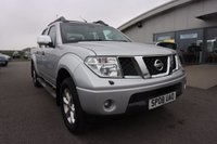 USED 2008 08 NISSAN NAVARA 2.5 AVENTURA DCI 4X4 SWB SHR D/C 1d 169 BHP LOW DEPOSIT OR NO DEPOSIT FINANCE AVAILABLE.