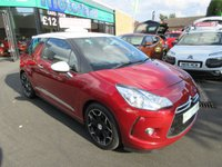 USED 2012 12 CITROEN DS3 1.6 E-HDI AIRDREAM DSPORT 3d 111 BHP JUST ARRIVED TEST DRIVE TODAY
