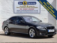 USED 2011 11 BMW 3 SERIES 2.0 320D EXCLUSIVE EDITION 4d 181 BHP Full Dealer History Sat Nav 0% Deposit Finance Available