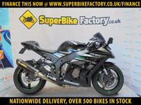 USED 2015 15 KAWASAKI ZX-10R JFF  GOOD & BAD CREDIT ACCEPTED, OVER 500+ BIKES
