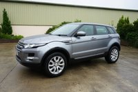 USED 2013 LAND ROVER RANGE ROVER EVOQUE 2.2 SD4 PURE 5d 190 BHP