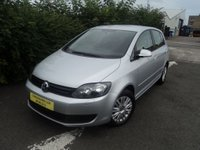 USED 2011 60 VOLKSWAGEN GOLF PLUS 1.6 S TDI 5d 103 BHP
