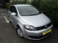2011 VOLKSWAGEN GOLF PLUS 1.6 S TDI 5d 103 BHP £5988.00