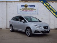 USED 2012 12 SEAT IBIZA 1.4 SE COPA 5d 85 BHP Low Mileage + Service History 0% Deposit Finance Available