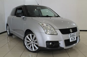 2010 SUZUKI SWIFT}