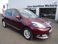 USED 2015 RENAULT SCENIC 1.5 DYNAMIQUE TOMTOM ENERGY DCI S/S 5d 110 BHP
