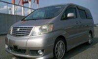 USED 2004 TOYOTA ALPHARD Alphard AS Premium Alcantara, 2.4 LITRE - EVERY CONVERTED CAMPERVAN COMES WITH OUR 3 YEAR MECHANICAL AND INTERIOR WARRANTY PREMIUM ALCANTARA, 2.4 LITRE