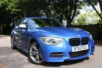 2012 BMW 1 SERIES 3.0 M135I 5d AUTO 316 BHP £SOLD