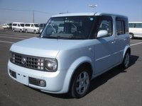 USED 2005 NISSAN CUBE EX MODEL TOTALY RUST FREE EXAMPLE DUE INTO STOCK 15th MAY BOUGHT AS A LOAN CAR BUT COULD BE FOR SALE
